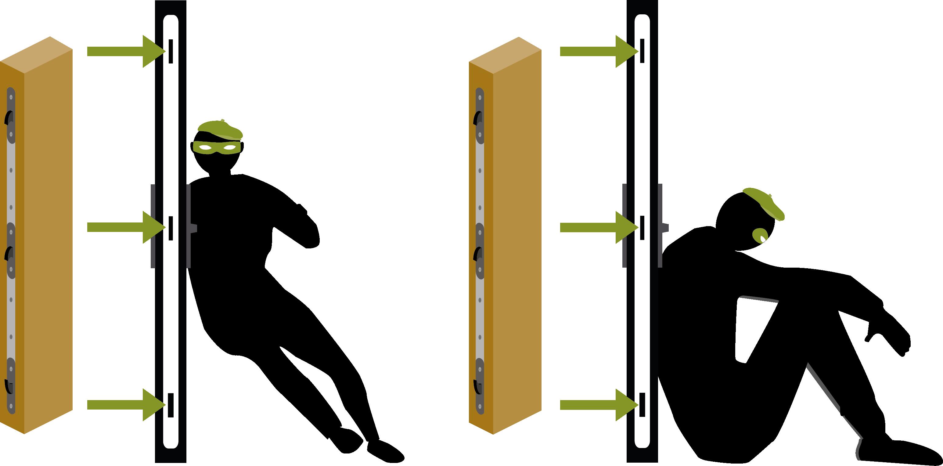 Driepuntsluiting